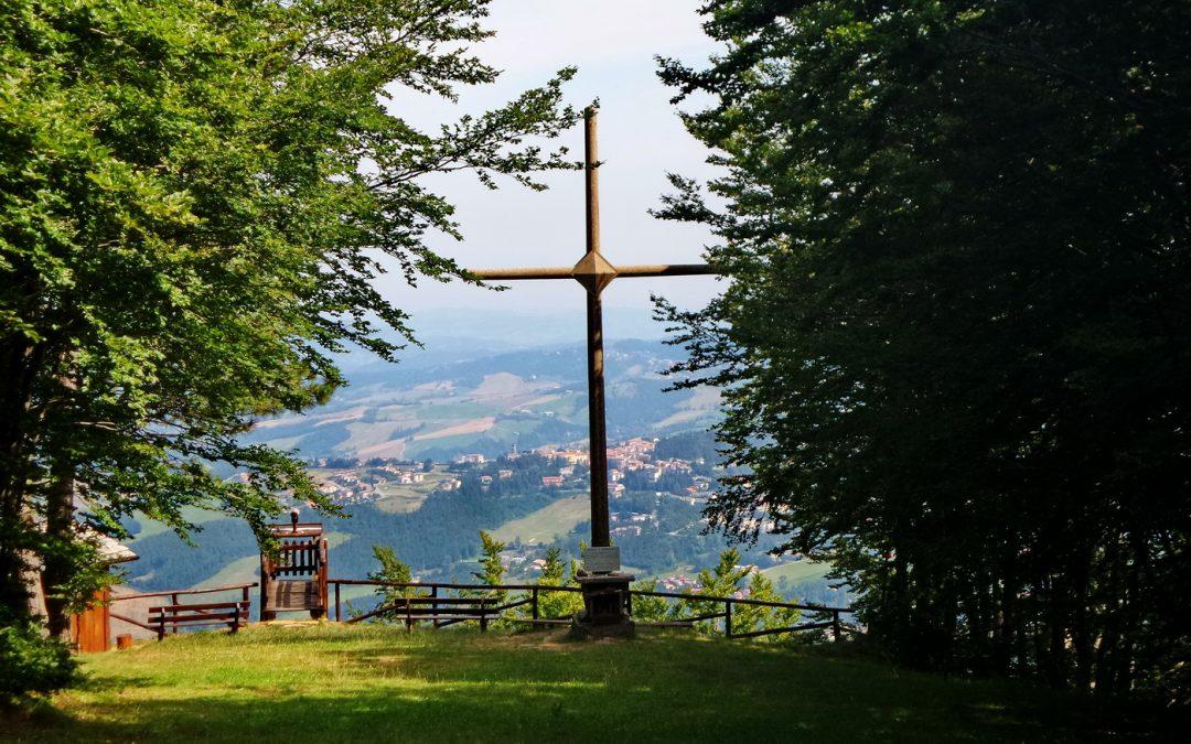 Salita alla croce