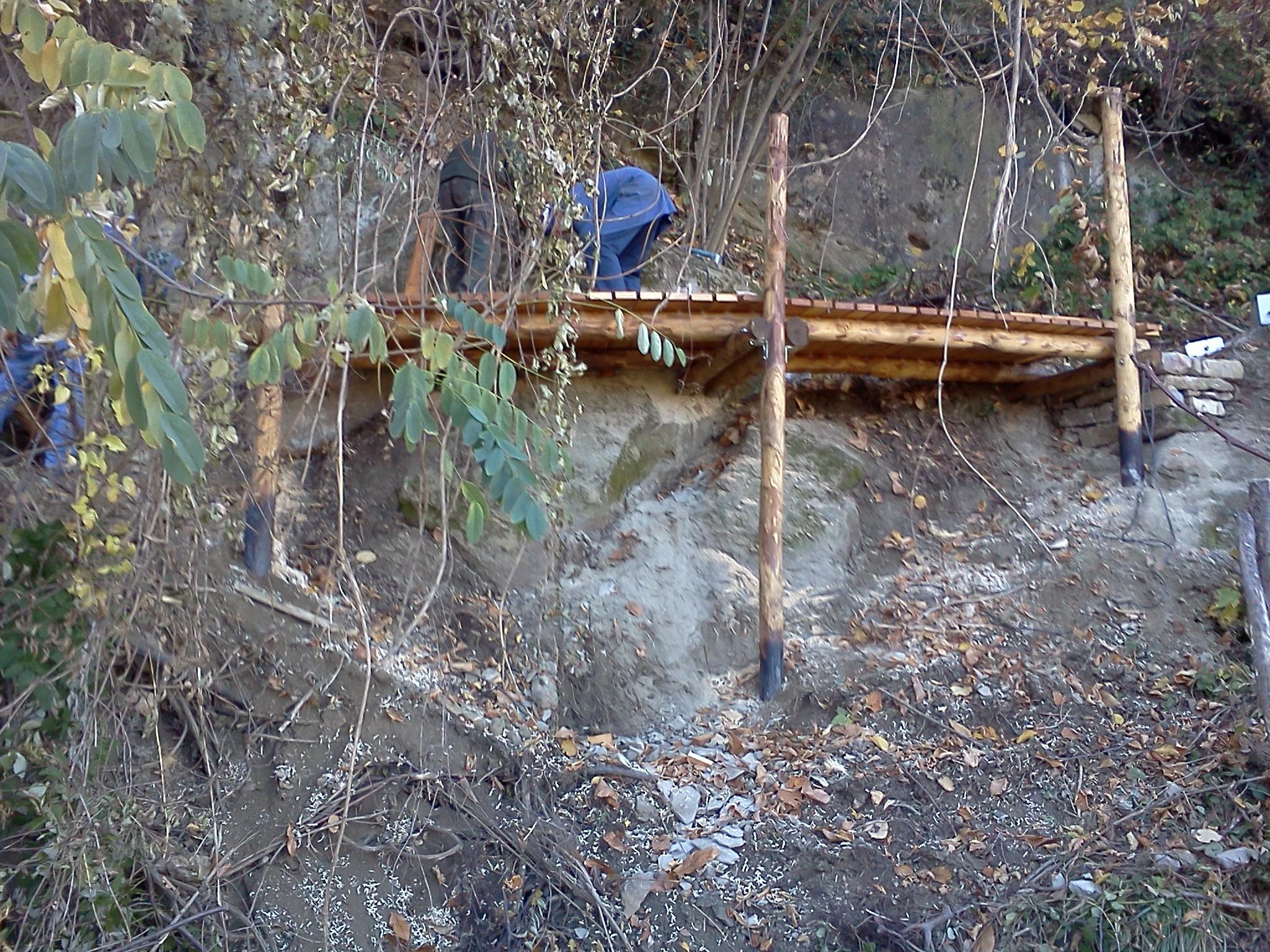 Fase dei lavori Oltr'Alpe 18 novembre 2011