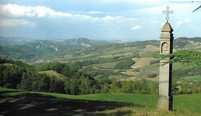 Pilastrino Cà di Morandi, Lognola di Monghidoro