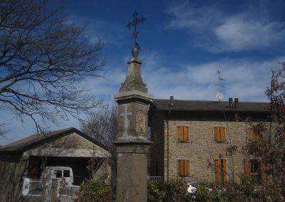 Pilastrino di Ca' d'Anè a Fradusto