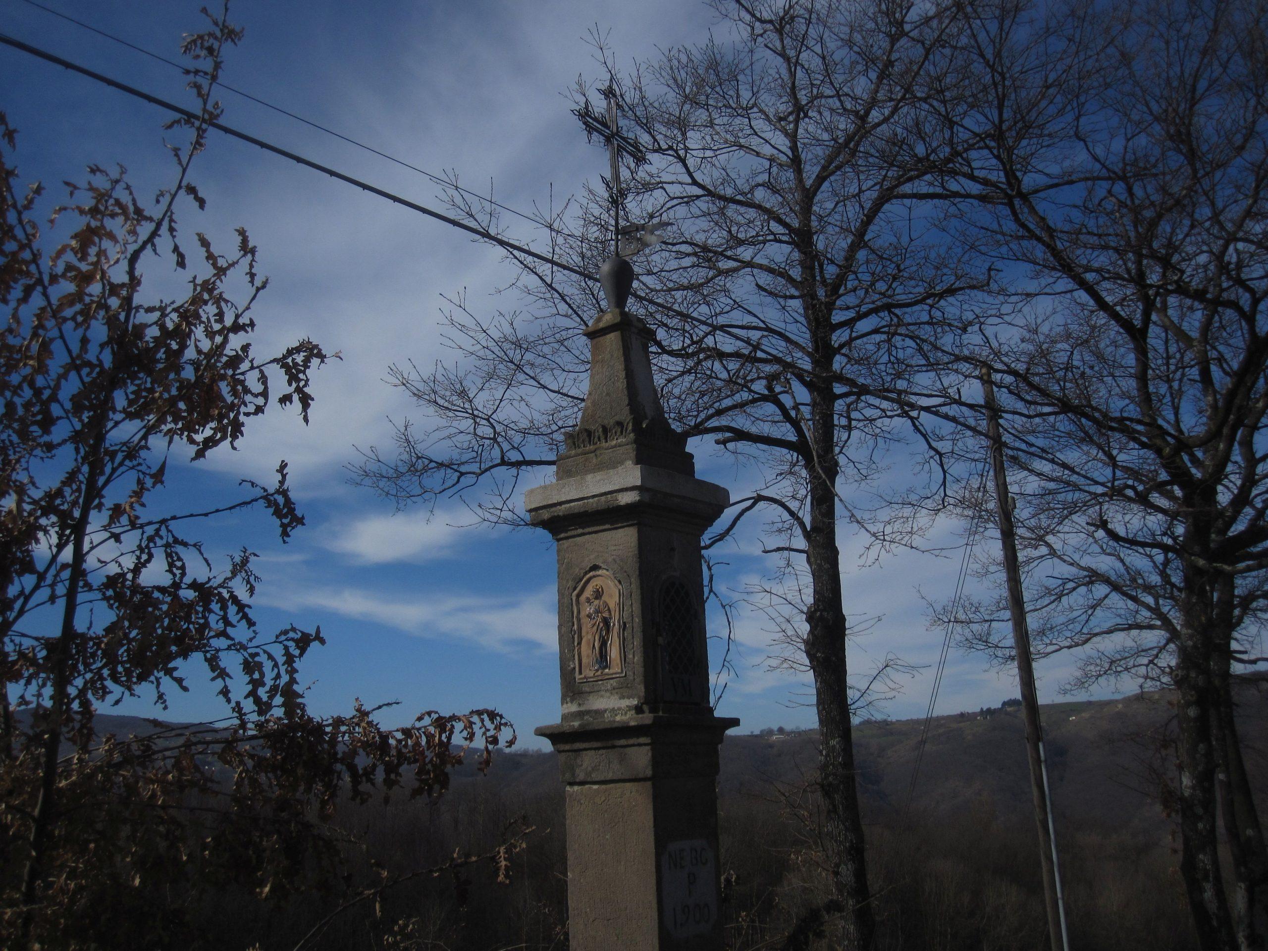 Pilastrino di Cà d'Anè - Fradusto di Monghidoro
