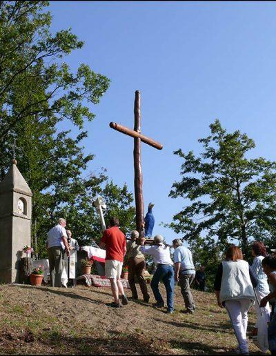 Processione al Pilastro di Monte San Vincenzo