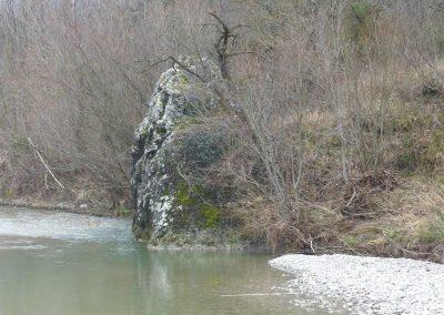 Affioramento Ofiolitico - Area ex miniera Sassonero