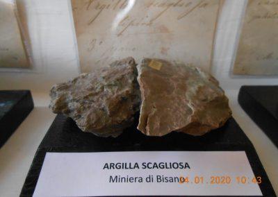 Argilla scagliosa - foto Museo Bombicci
