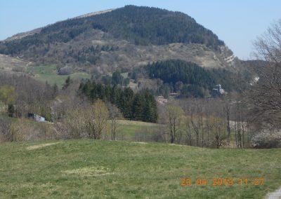 Monte Canda sopra Pietramala (2019)